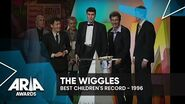 The Wiggles win Best Children's Record 1996 ARIA Awards