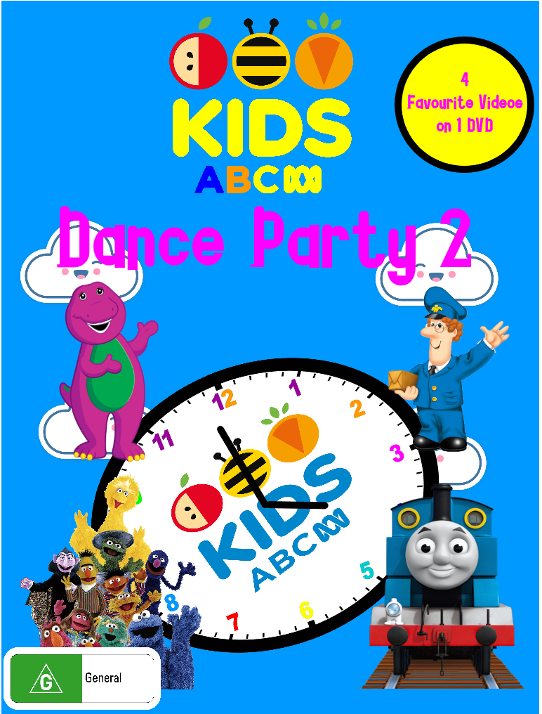 ABC For Kids Fanon: ABC for Kids Dance Party 2