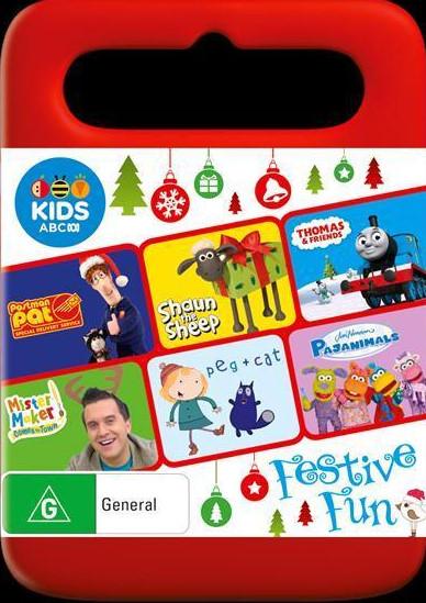 ABC Kids - Festive Fun