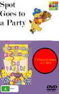 Spot Goes to a Party and Big Parade DVD Cover