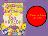 Spot and Bananas in Pyjamas: Spot Goes to a Party and Big Parade (video)