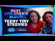 Teeny Tiny Steevies win Best Children's Album - 2020 ARIA Awards