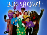 ABC for Kids Fanon: Live from The Wiggles Big Show (video)
