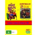 The Hooley Dooleys and Fireman Sam Trevor's Boot Sale (2019 Re-release)
