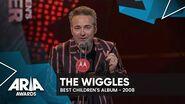 The Wiggles win Best Children's Album 2008 ARIA Awards