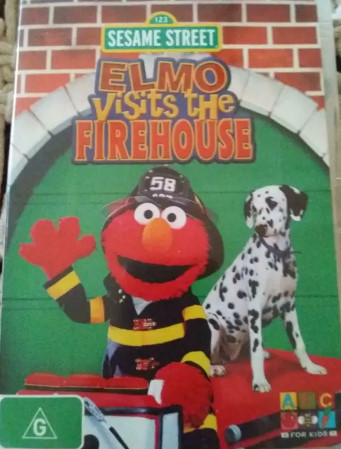 Elmo Visits the Firehouse/Gallery