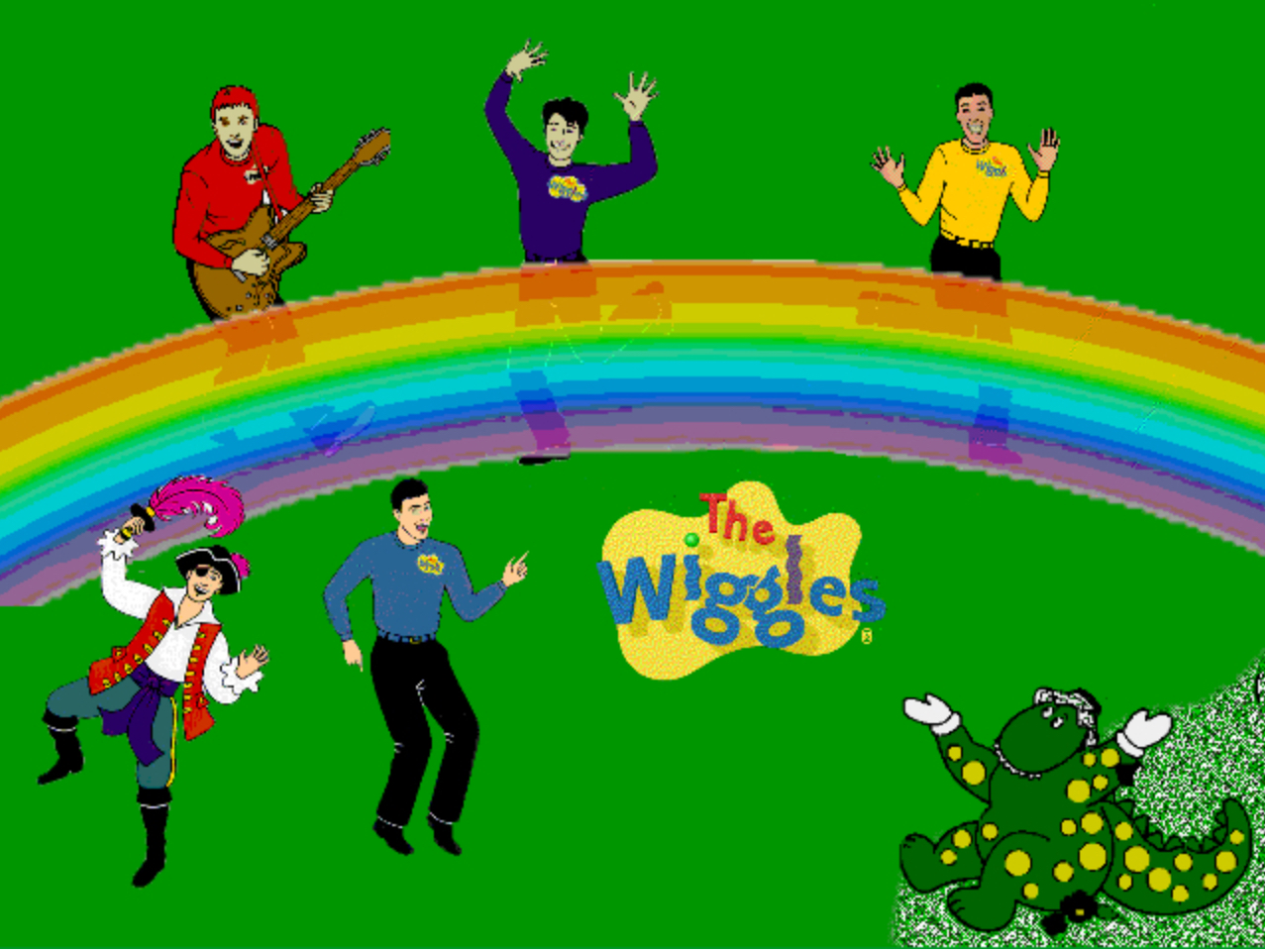 The Wiggles Interviews