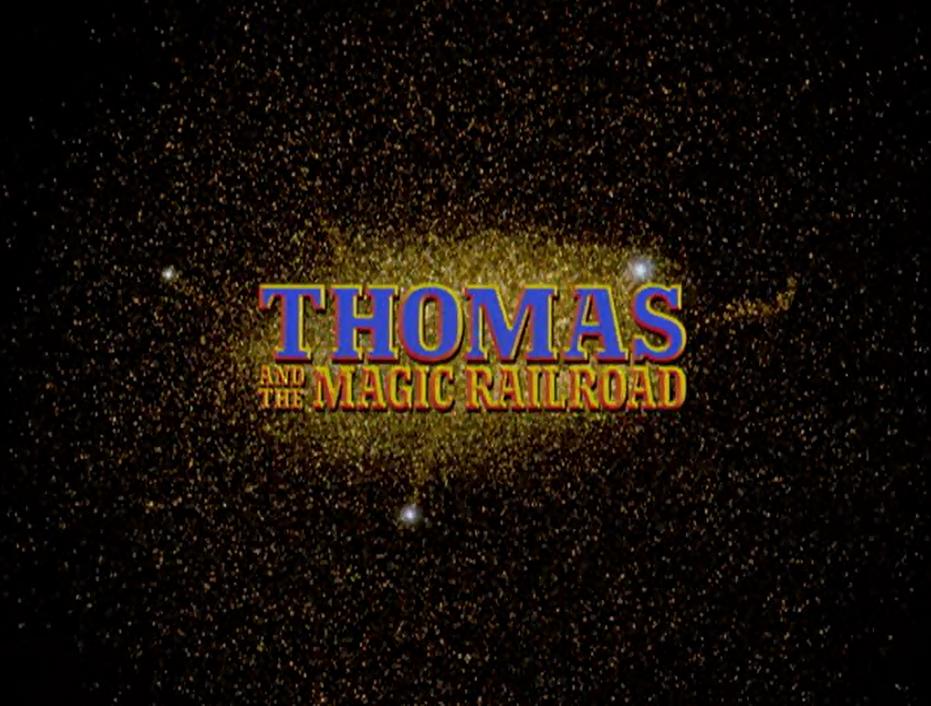 Thomas and the Magic Railroad/Transcript