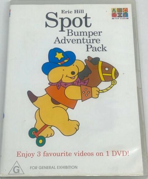 Spot Bumper Adventure Pack