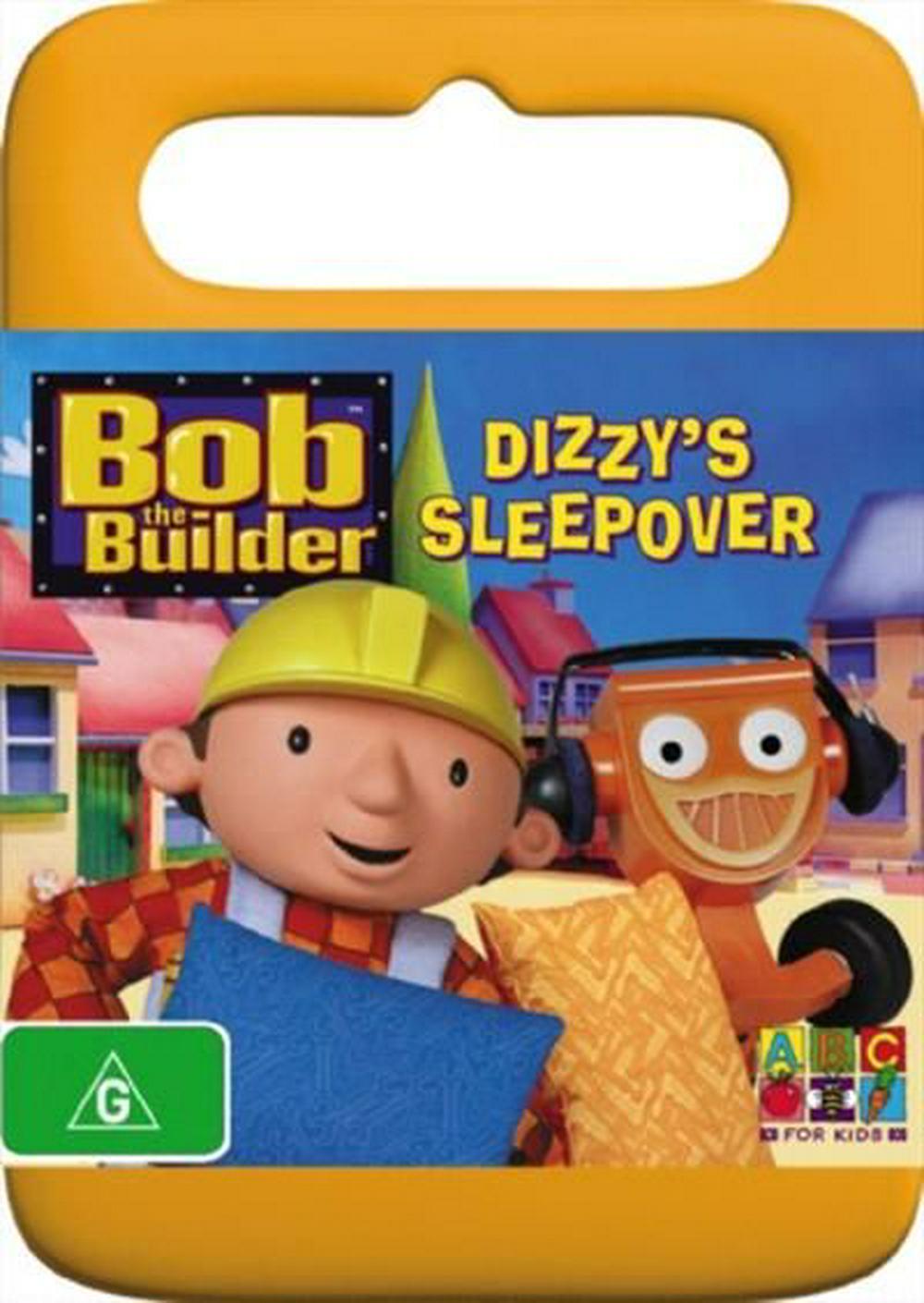 Dizzy's Sleepover (DVD)