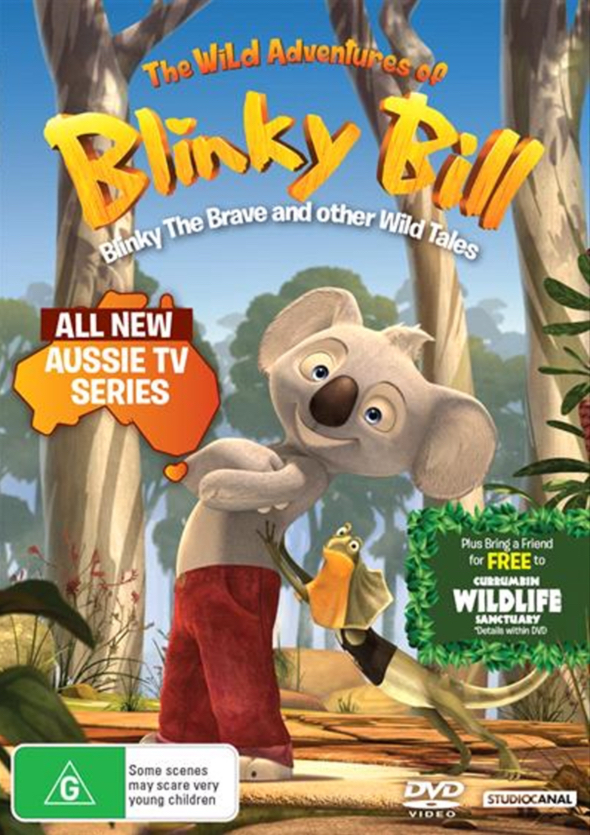 Blinky the Brave and Other Wild Tales