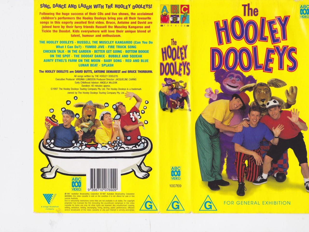 The Hooley Dooleys Videography