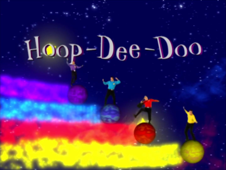 Hoop-Dee-Doo it's a Wiggly Party (video)/Transcript