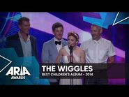 The Wiggles win Best Children's Album - 2014 ARIA Awards