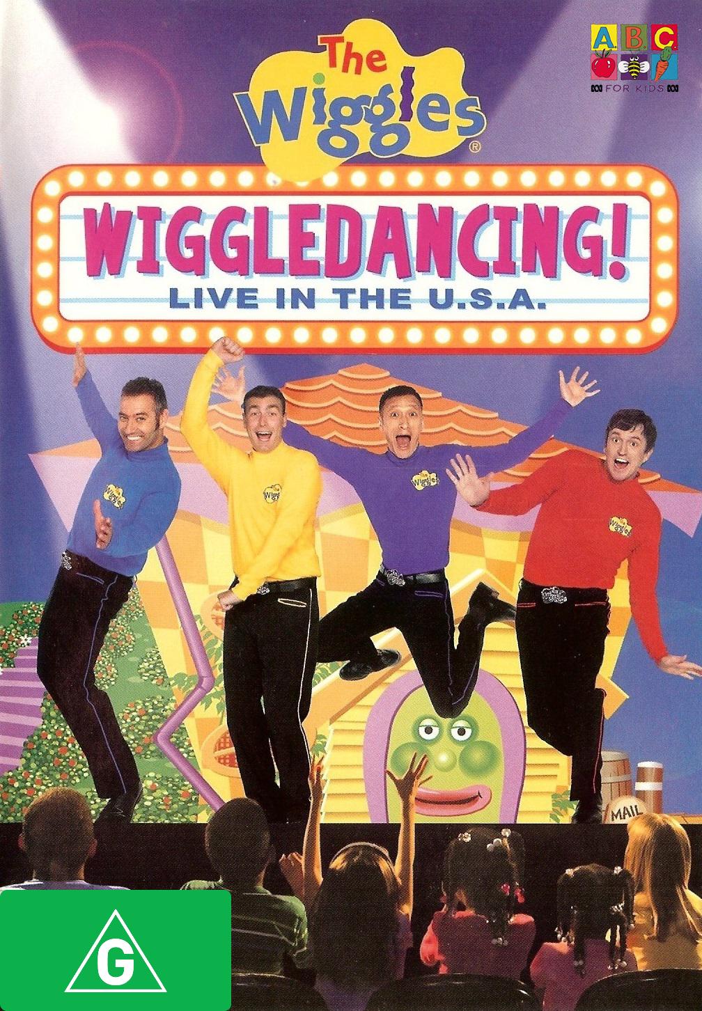 Wiggledancing! Live In The U.S.A.