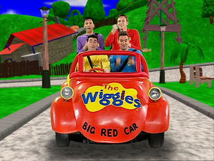 Toot Toot, Chugga Chugga, Big Red Car/Gallery