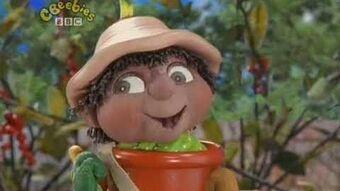 Ben Flowerpot man