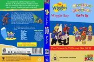 The Wiggles and Bananas in Pyjamas - Wiggle Bay and Surf's Up DVD - Full Cover