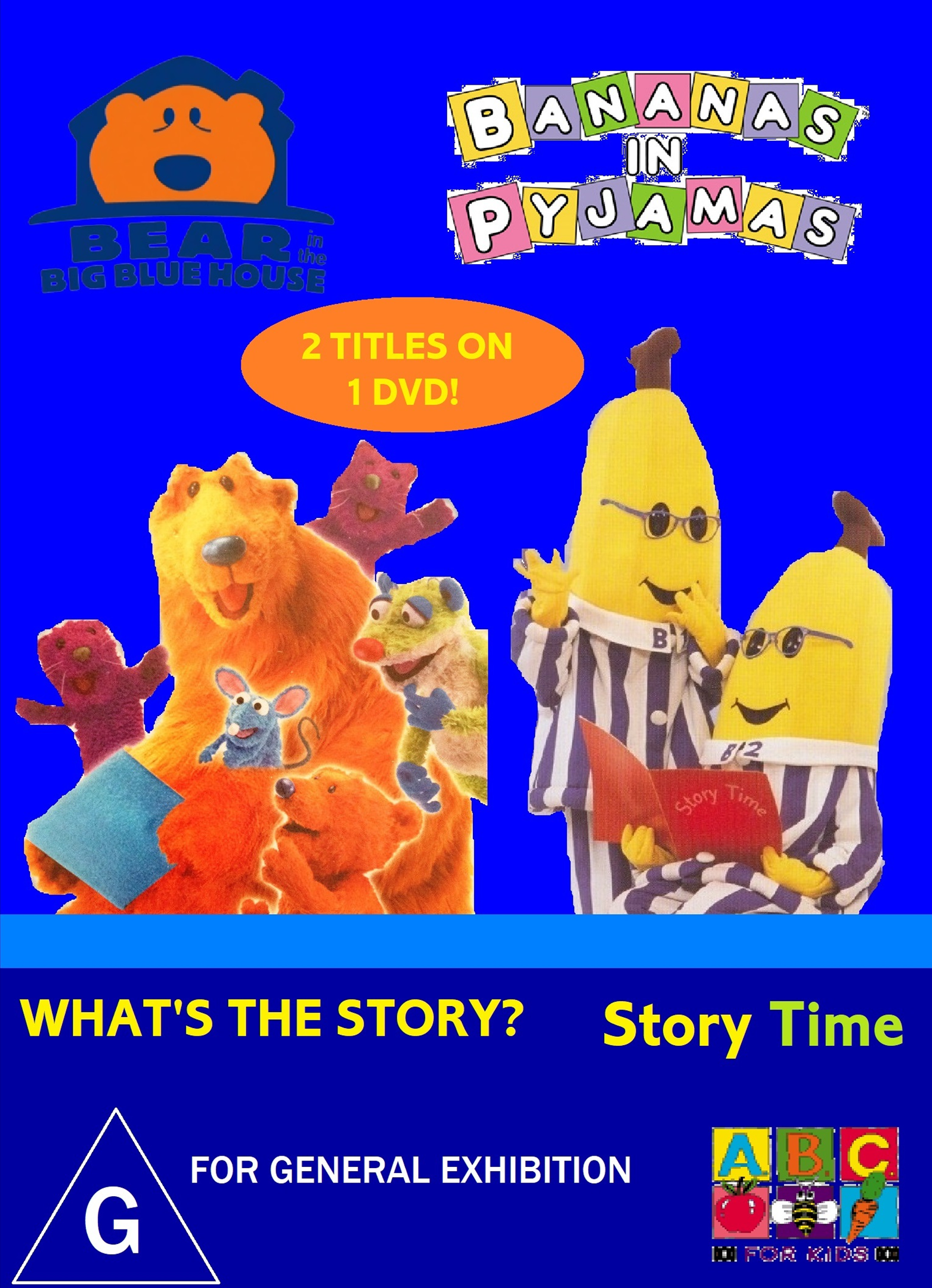 What's the Story + Story Time