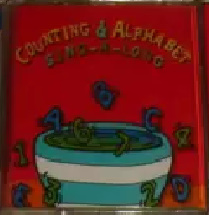 Counting & Alphabet Sing Along (Cassette)