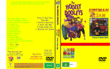 The Hooley Dooleys and Fireman Sam Trevor's Boot Sale Full DVD Cover.png