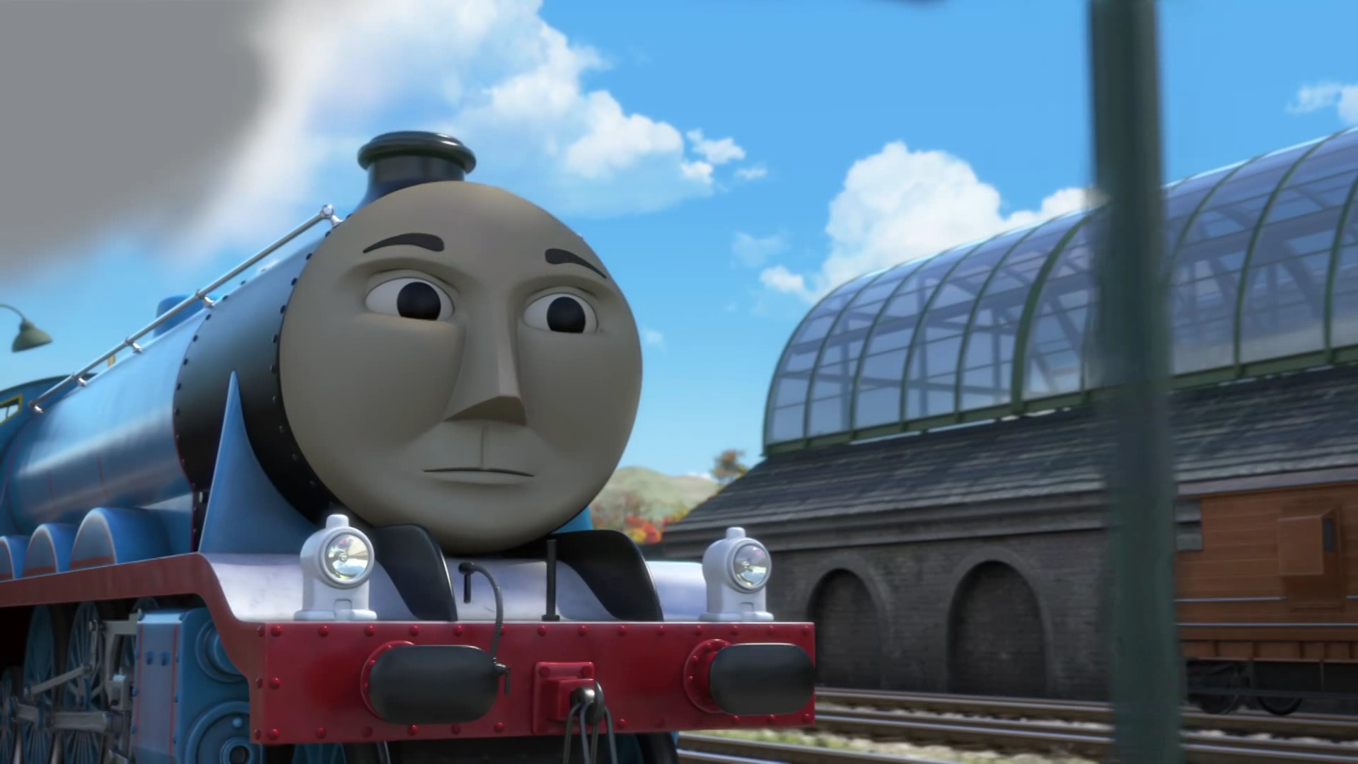 Gordon Gets the Giggles/Gallery