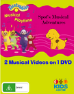 Teletubbies and Spot Musical Playtime and Spot's Musical Adventures