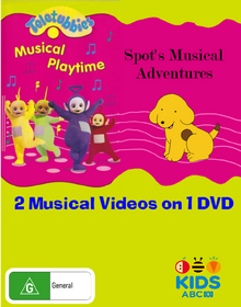 Teletubbies and Spot Musical Playtime and Spot's Musical Adventures.png