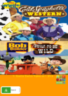 The Wiggles and Bob the Builder Cold Spaghetti Western and Built to Be Wild DVD Cover (Front)