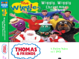 ABC For Kids Fanon: The Wiggles and Thomas and Friends: Wiggly Wiggly Christmas and The Biggest Ever Christmas Collection (video)