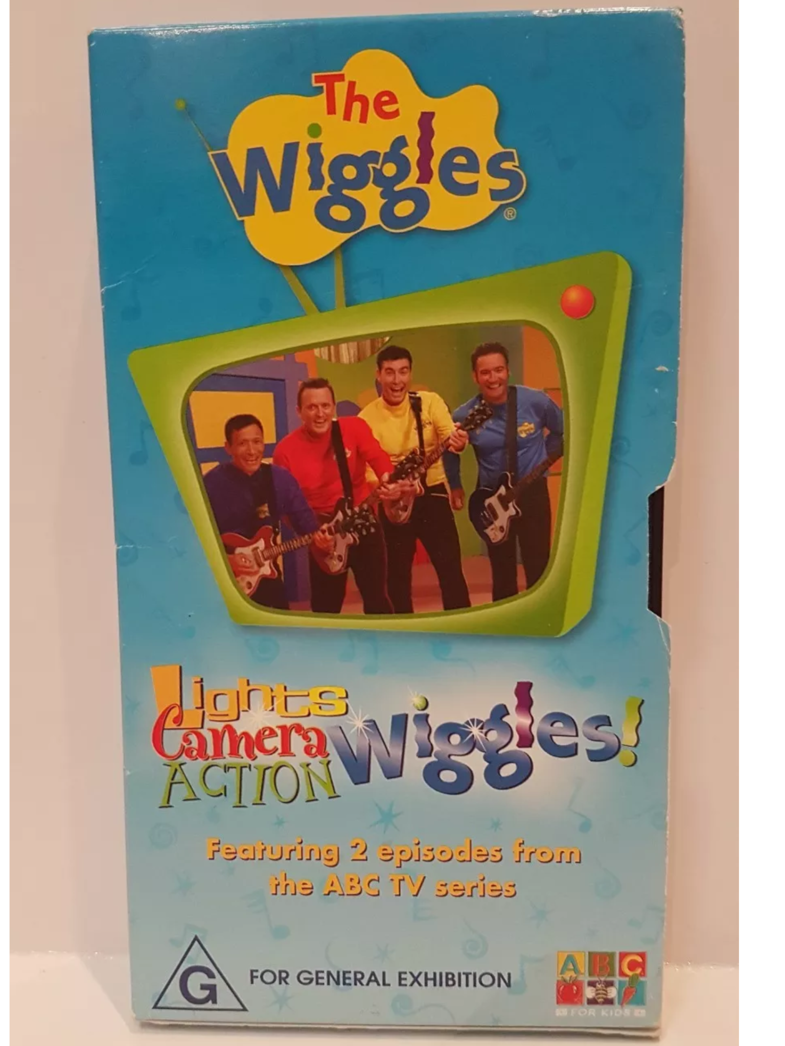 Lights, Camera, Action, Wiggles! (video)