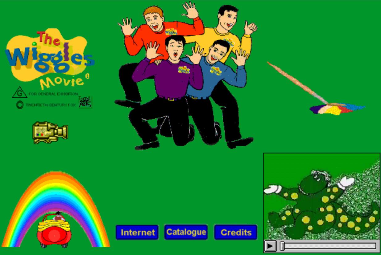Wiggles Interactive