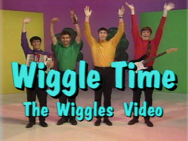 Wiggle Time! (1993 video)/Gallery