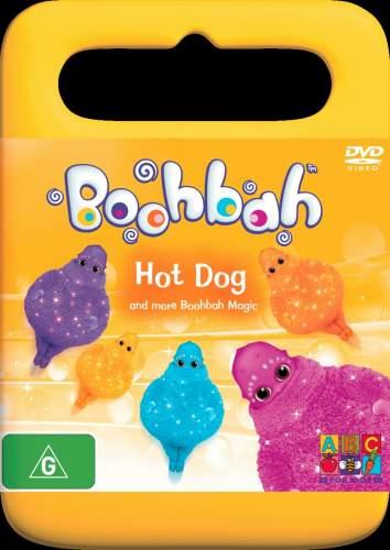 Hot Dog and more Boohbah Magic