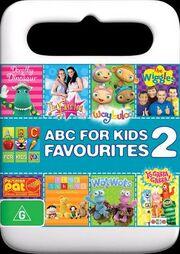 ABC For Kids Favourites 2 2010 DVD .jpeg