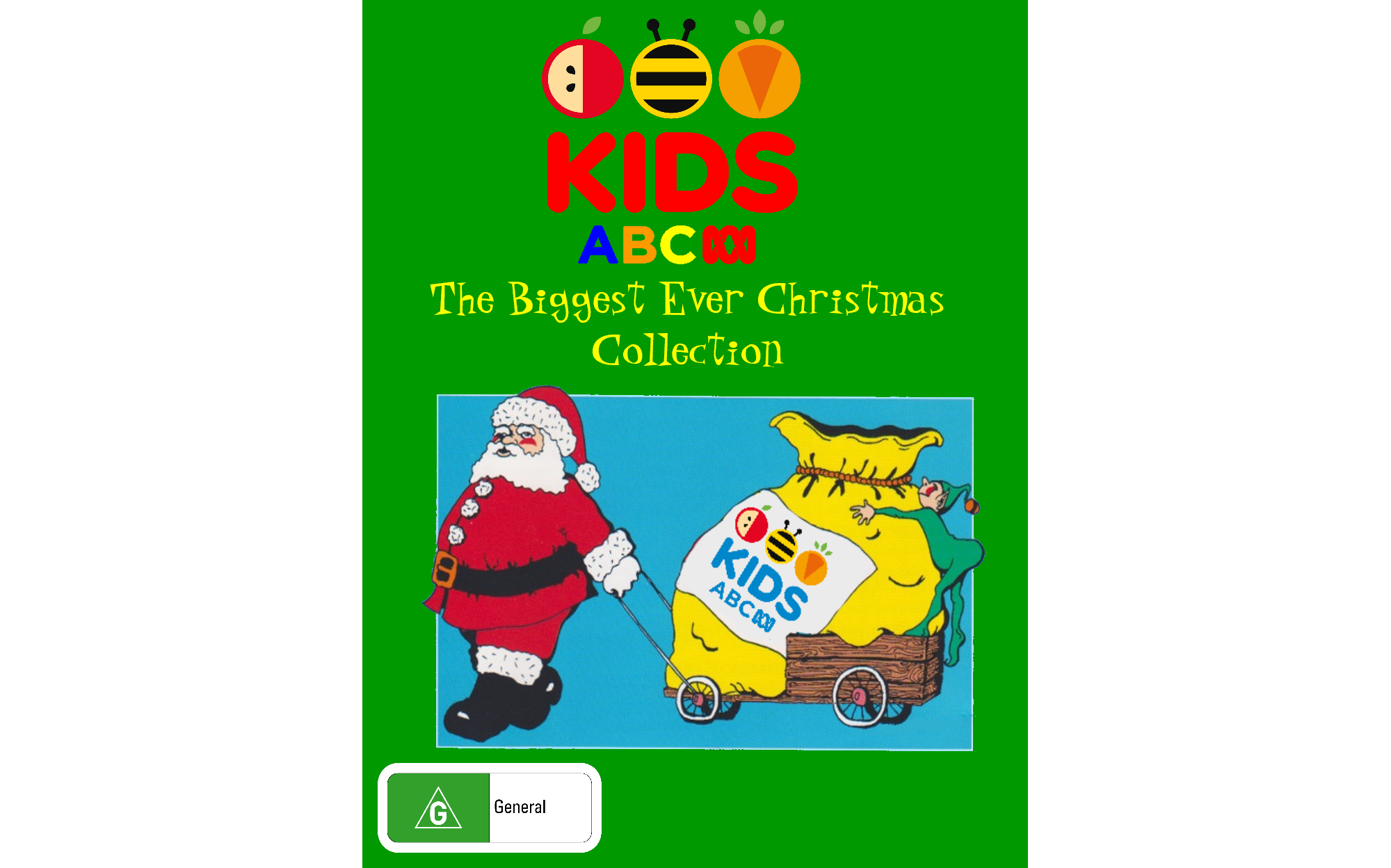 ABC For Kids - The Biggest Ever Christmas Collection (video)