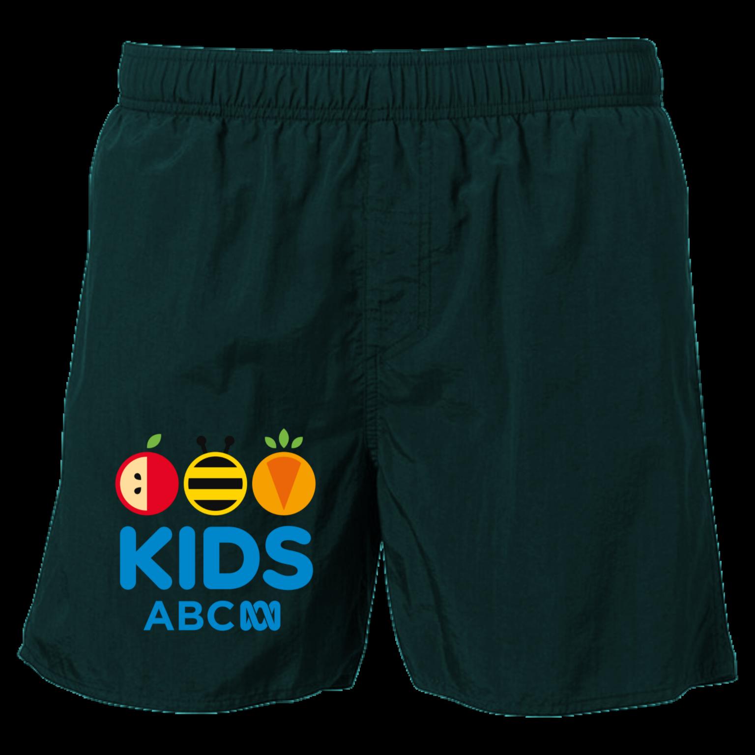ABC Kids Men's Swim Shorts Size M Bottle.png