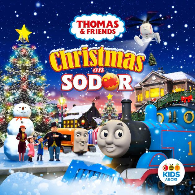 Christmas on Sodor (iTunes)