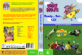 The Wiggles and The Hooley Dooleys - Wiggly Safari and Ready Set Go re-release DVD Cover