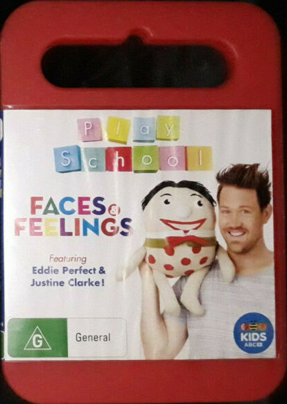 Faces and Feelings (Play School DVD)