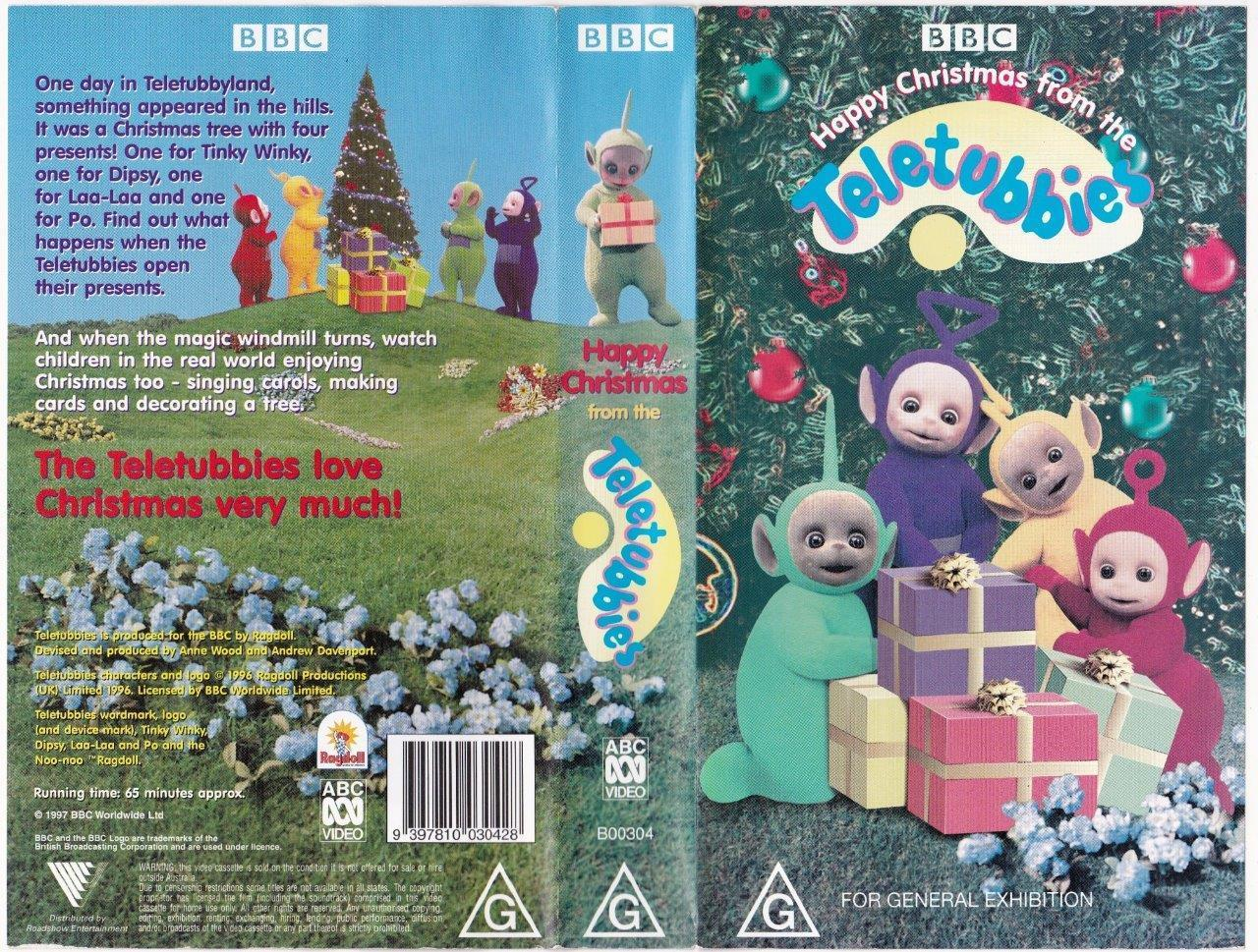 Happy Christmas from the Teletubbies/Gallery