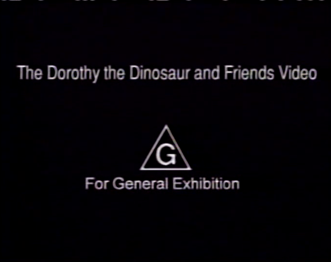 The Dorothy the Dinosaur and Friends Video/Gallery
