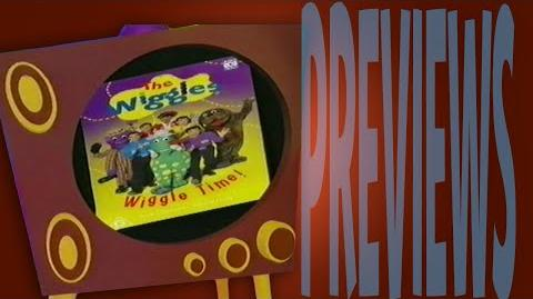 The Wiggles - CDs, Videos and Cassettes Previews from 2005, UK