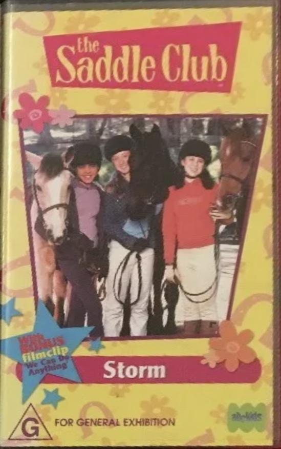 The Saddle Club - Storm