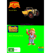 Brum and Bob the Builder Soccer Hero and Bob's Winning Team DVD Cover.png