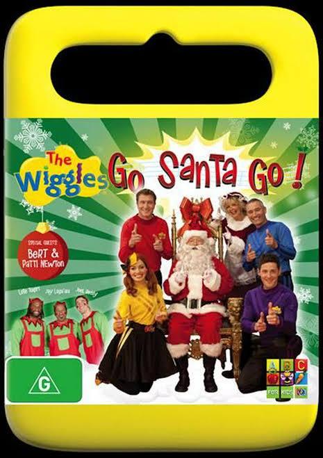 Go Santa Go! (video)