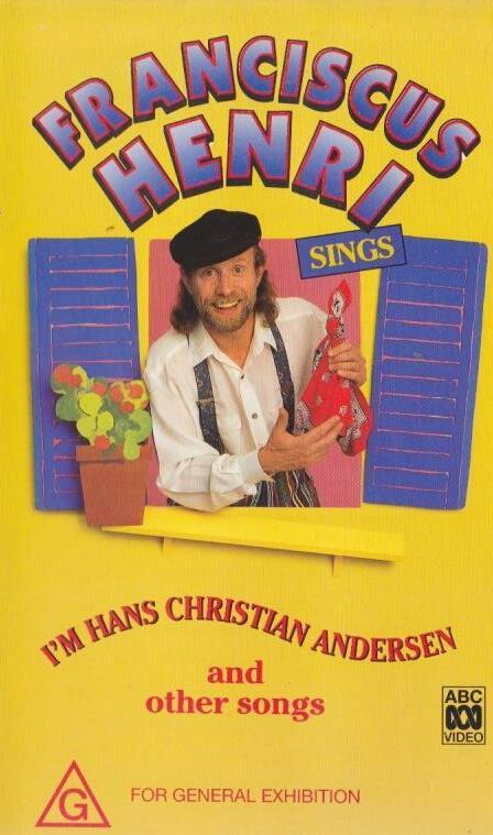 Franciscus Henri sings I'm Hans Christian Andersen and other songs/Gallery