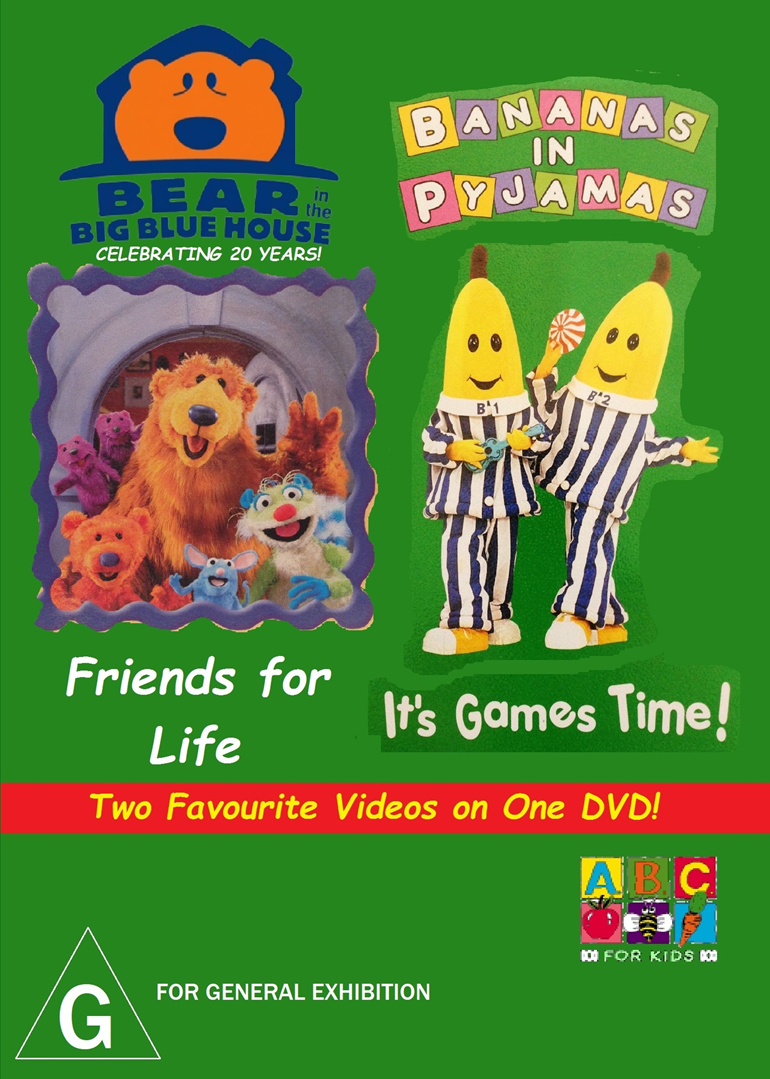 Friends for Life + It's Games Time