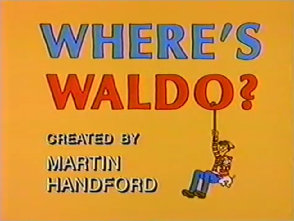 Where's Wally? (TV Series)