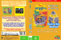 The Wiggles and Bananas in Pyjamas - Wiggly TV and Rock-A-Bye Bananas re-released DVD Cover